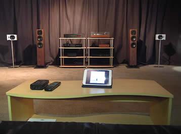 NEAT Acoustics - Hörraum