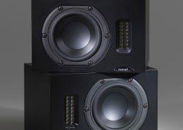 NEAT Acoustics Lautsprecher - Iota paar schwarz