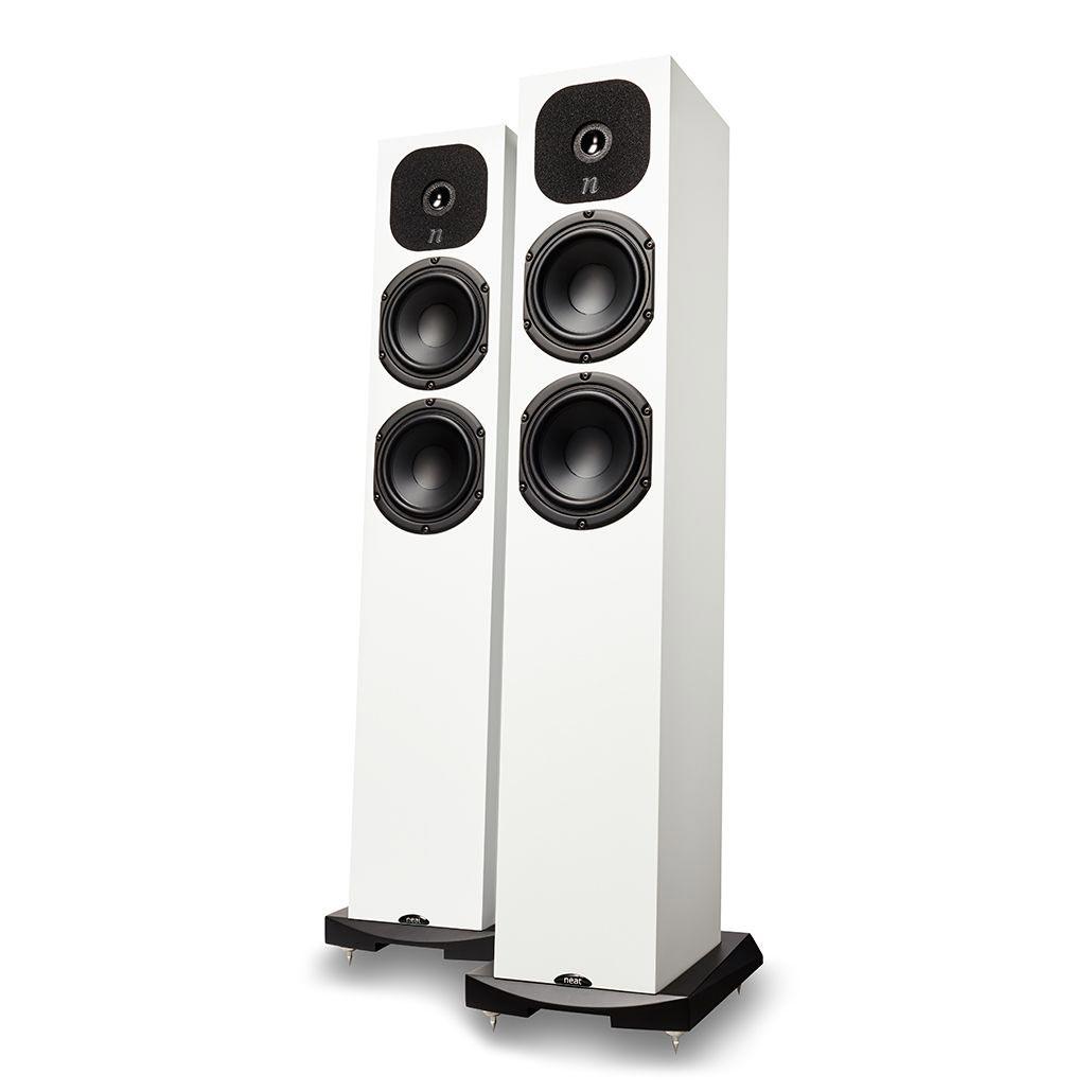 NEAT Acoustics Lautsprecher - Motive SX1 weiss