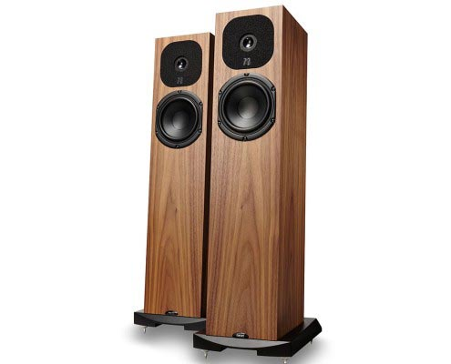 NEAT Acoustics Lautsprecher - Motive SX2 Nussbaum