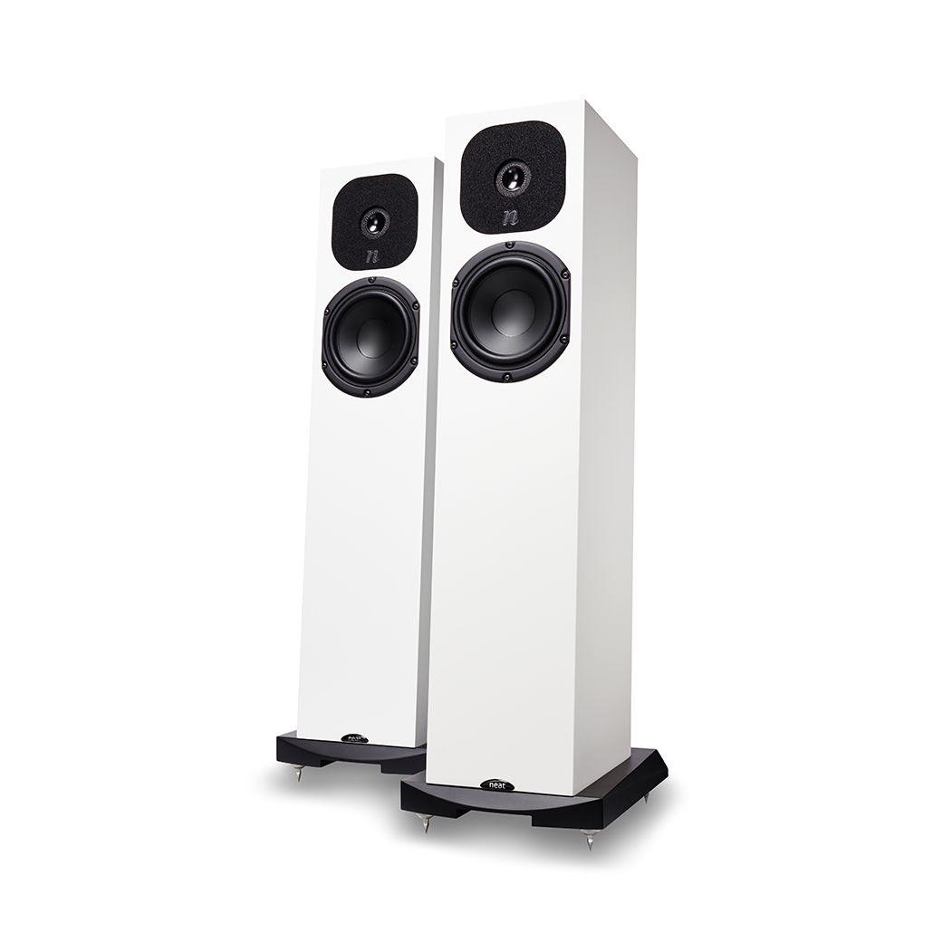 NEAT Acoustics Lautsprecher - Motive SX2 weiss