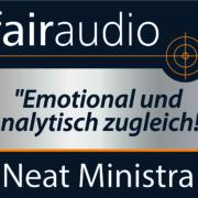 """Bild: fairaudio: Testbericht Neat Ministra """"Emotional und analytisch zugleich!"""""""