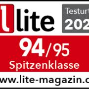 Bild: lite-magazin.de - Test Neat Acoustics Ekstra – filigran gestylt, präzise abgestimmt, wunderschön vollendet